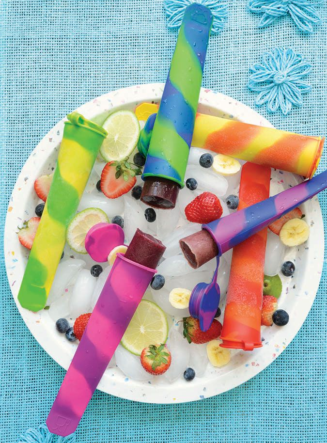 Healthy Gluten-Free Ice Pops | Recipe (With images ...