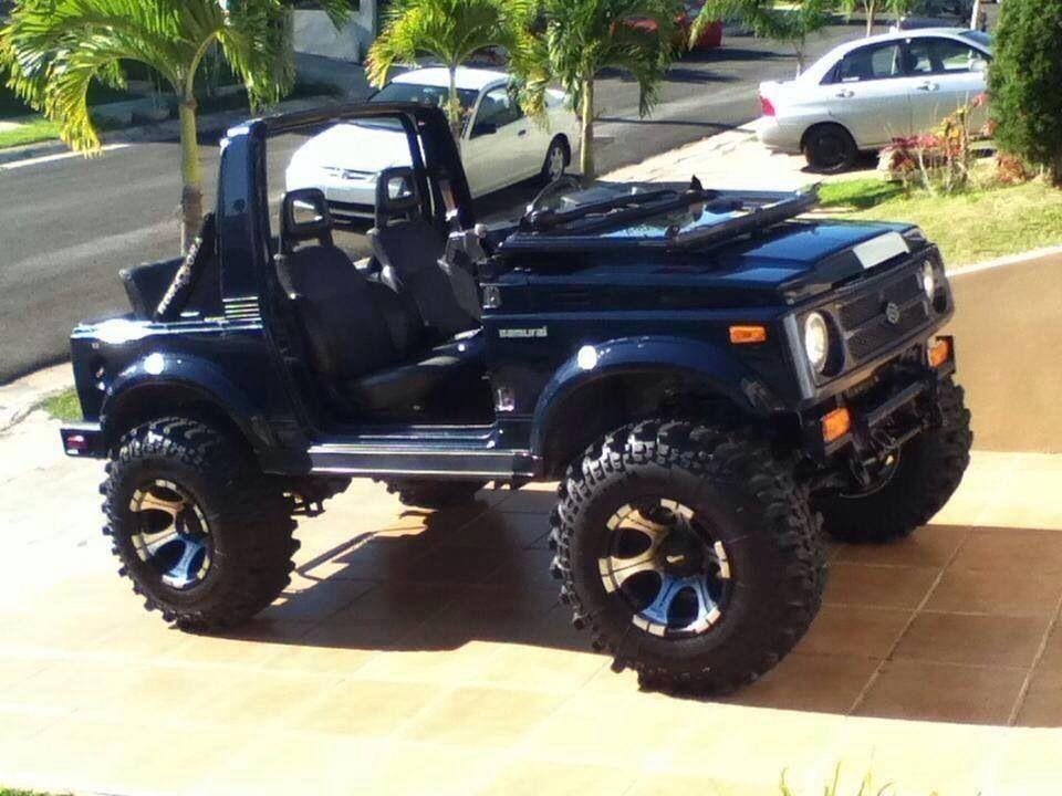 suzuki samurai offroad suzuki cars jeep cars suzuki. Black Bedroom Furniture Sets. Home Design Ideas