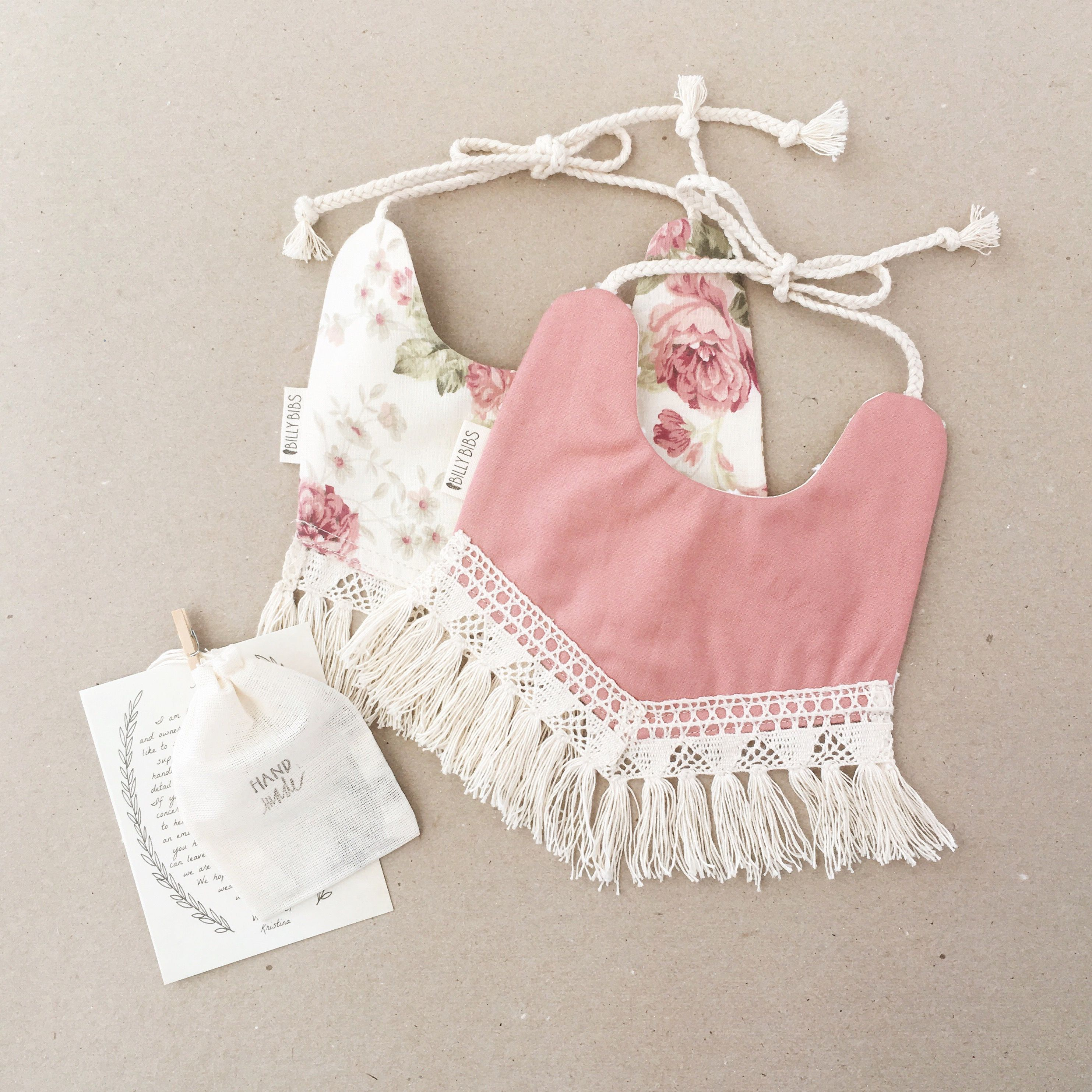Shabby chic baby clothes Billy Bibs Pinterest