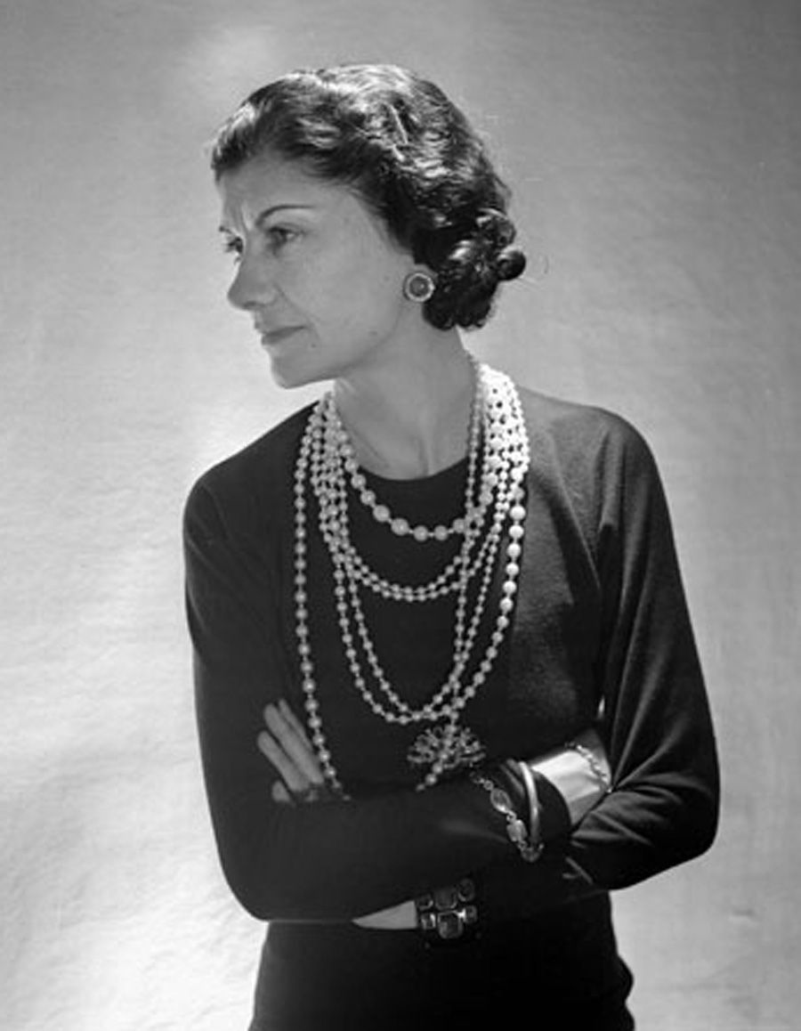 17 Best images about Coco Chanel on Pinterest | Bobs, Fashion ...