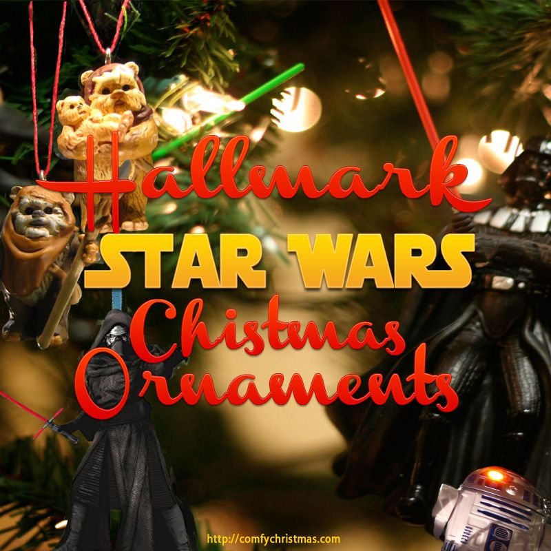 Looking for Hallmark Star Wars Christmas Ornaments? You'll find lots of  unique Star Wars Christmas Ornaments, ideal keepsakes & collectables for  fans! - Hallmark Star Wars Chistmas Ornaments Comfy Christmas Pinterest
