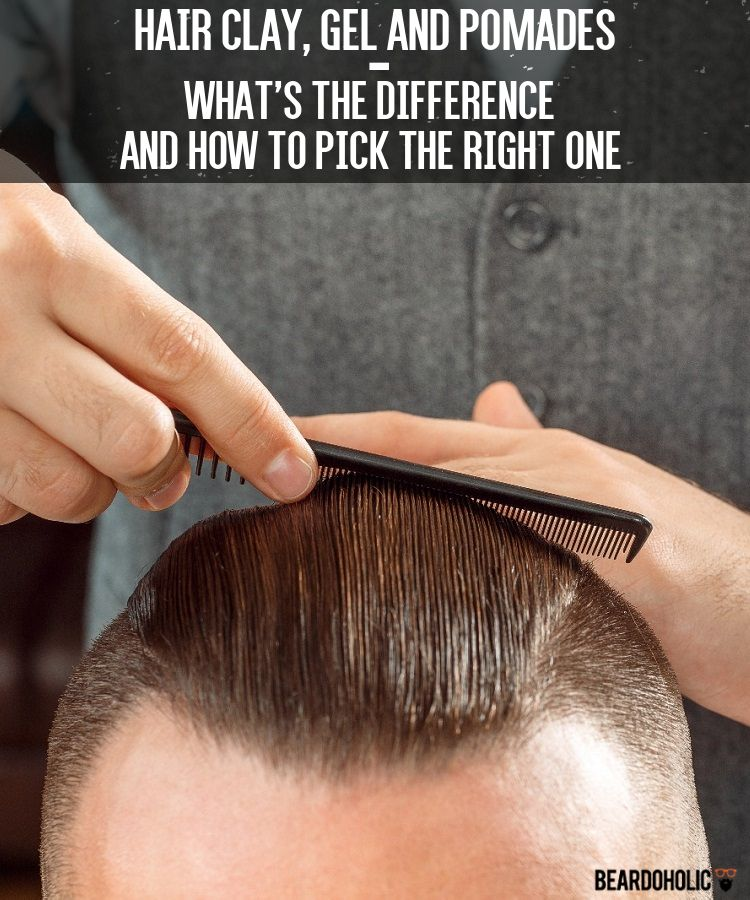 5 Best Hair Clays For Men Thick & Full Hairstyle Effect