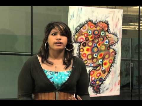 Interviewed at the Moat Art Exhibit by Zahra Premji. Check us out.