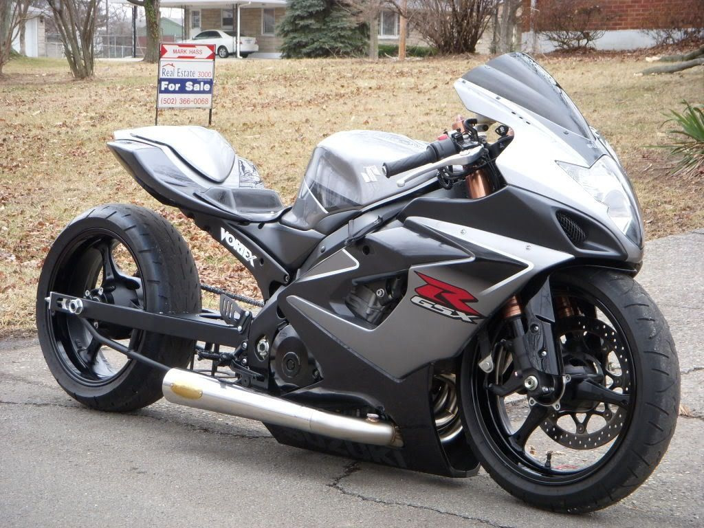 GSXR Grudge Racer | Motorcycle's | Custom street bikes, Baby
