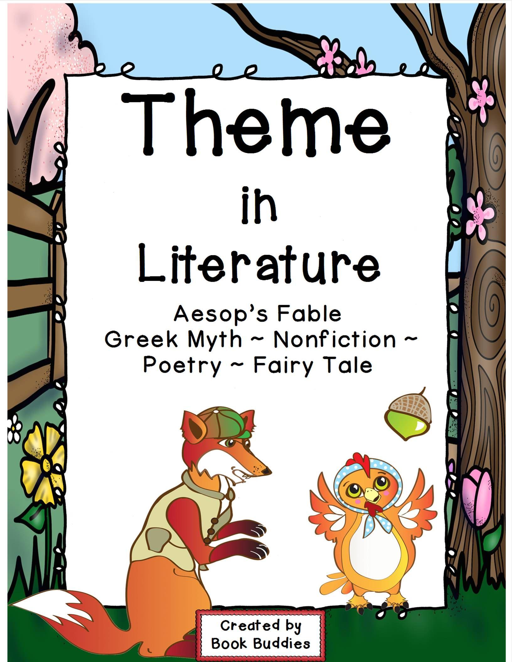 Theme Fiction Passages