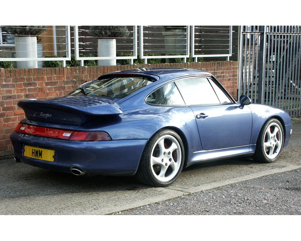 Used 1997 Porsche 911 TURBO For Sale In Greater London From Hendon Way Motors