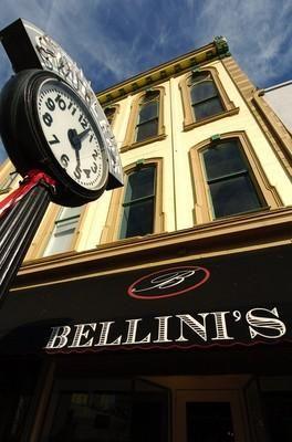 Bellini S Italian Restaurant In Downtown Lexington Ky