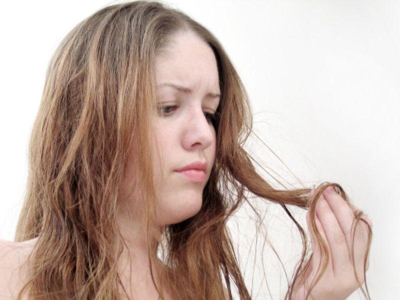 Haare gesund pflegen