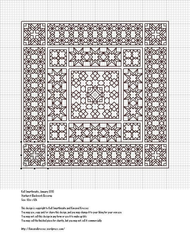 Blackwork | Kincavel Krosses | Embroidery - Blackwork | Pinterest ...