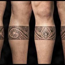 Tattoo unterschenkel frau