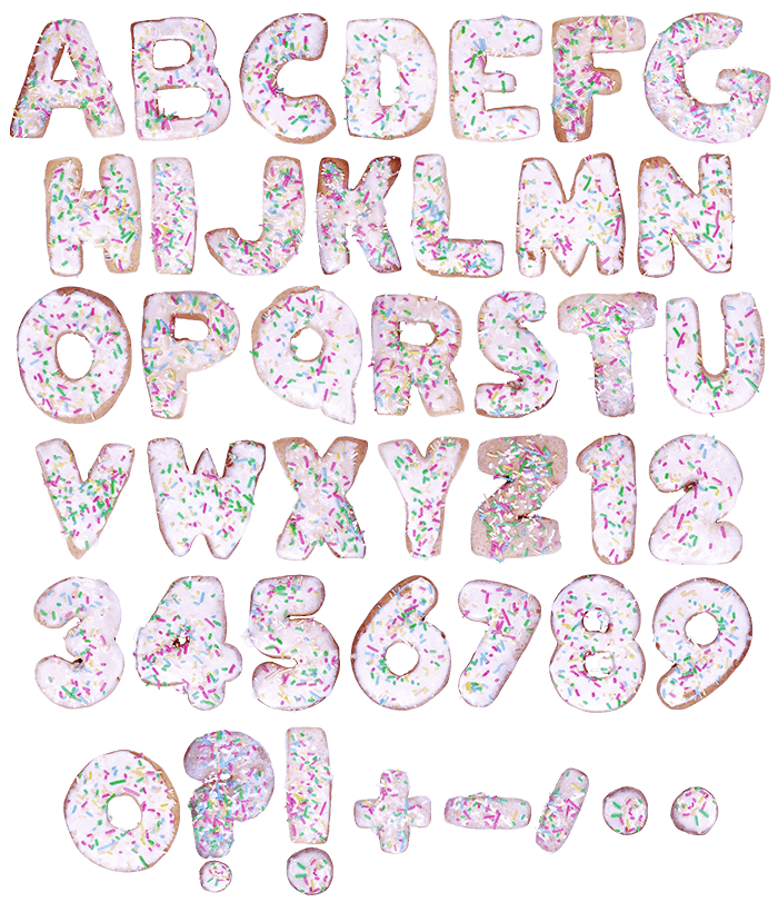Fonts, Letters, Numbers, Lettering