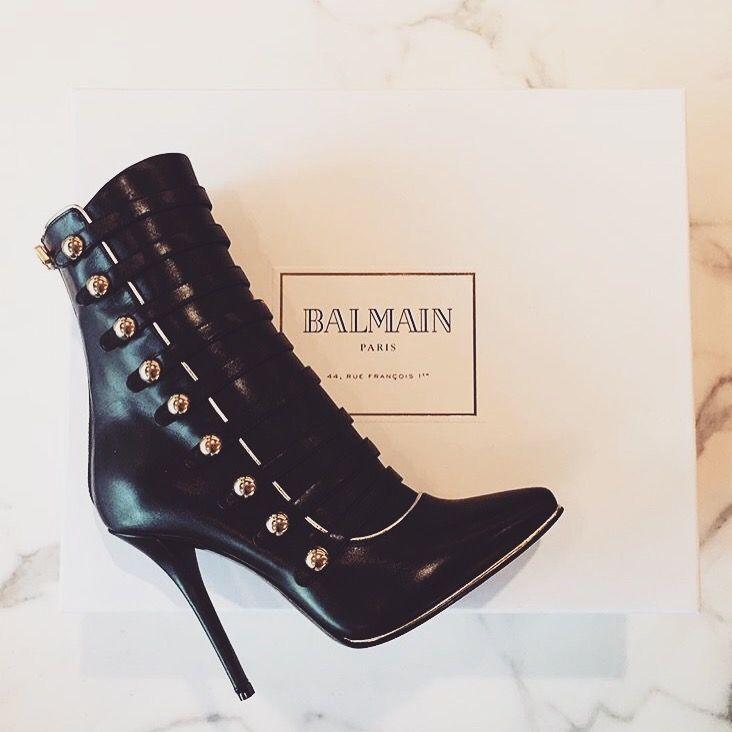 65814b6fc83 Balmain Booties #JenniferW #Bestshoes,boots&heels♡ | A Shoe In in ...