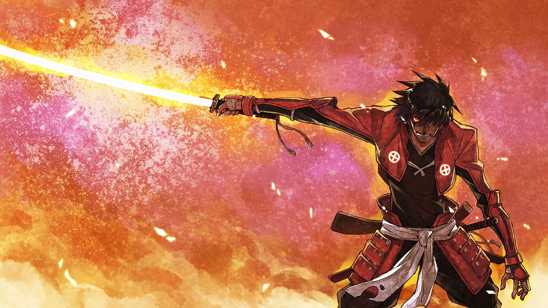 Drifters (With images) Samurai anime, Love animation
