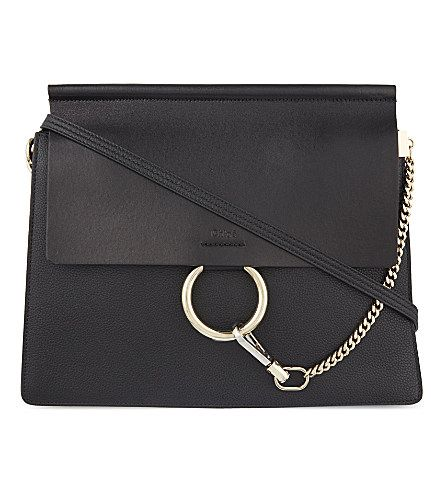 The Small Black Chloe Faye Bag | Autumn Wardrobe