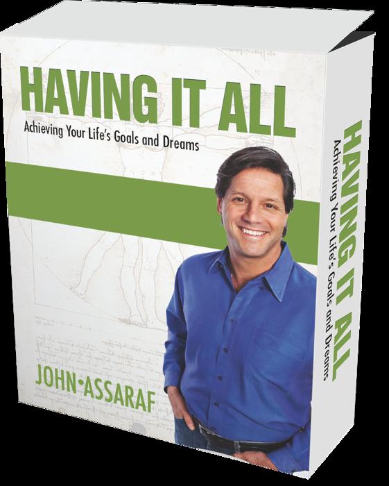 Having It All John Assaraf Pdf