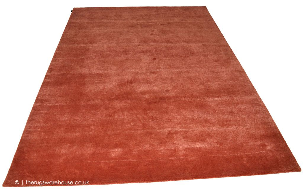 Bangkok Terracotta Rug In 2019 Luxury Rugs Orange