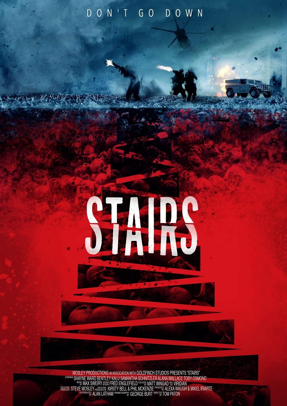 Trailer Unleashed For Time Travel Horror Movie Stairs Ganze Filme Filme Deutsch Filme
