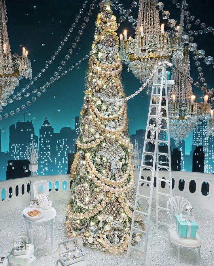 Tiffany christmas window