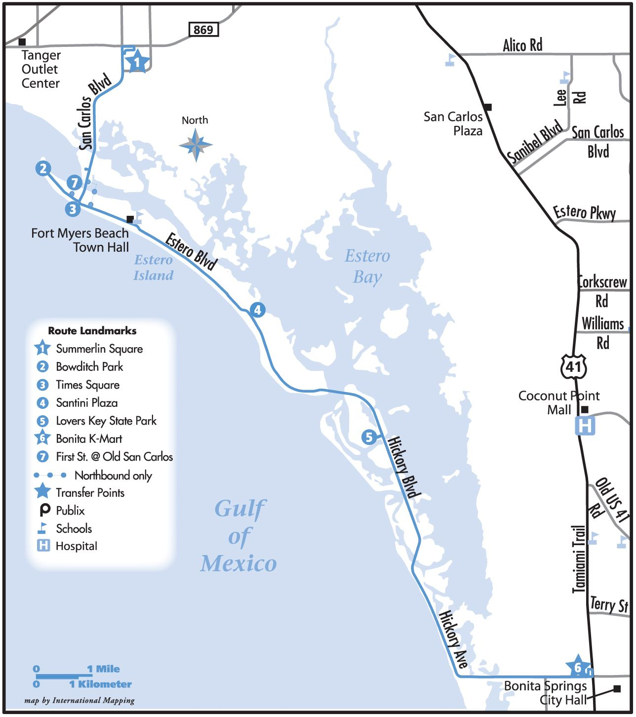 Fort Myers Beach Florida Map.Beach Trolley Map Places To Go In 2018 Pinterest Fort Myers