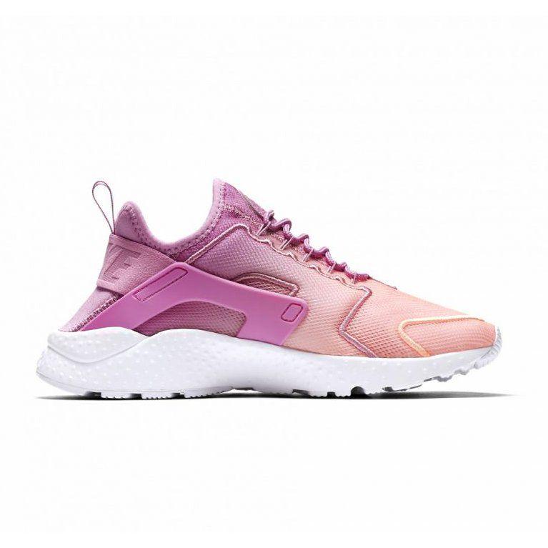 Buty Nike W Air Huarache Run Ultra Rozowe Nike Air Huarache Huarache Run