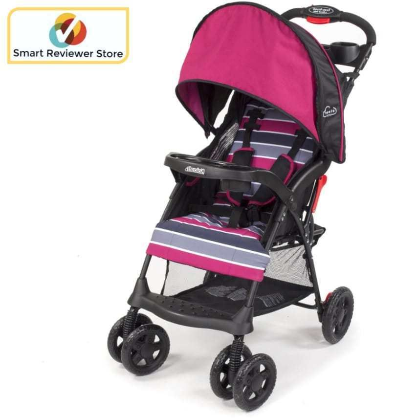 Lightweight Baby Stroller Infant Canopy For Shade Purple Cloud Sport