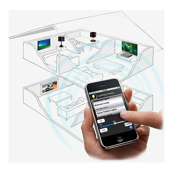 Smartphone Home Automation taiyito android/ios smartphone apps for zigbee/plc/x10 home