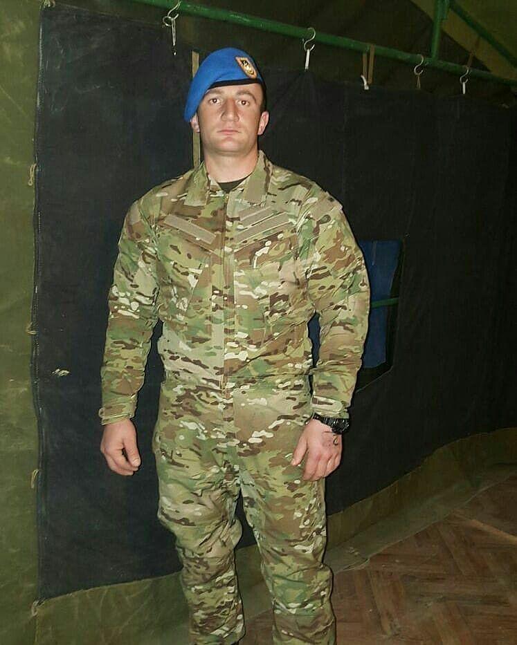 Ruhun Sad Olsun Qəhrəman Səhidim In 2021 Military Jacket Jackets Military