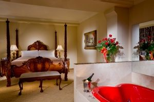 Davenport Honeymoon Suite 550 Square Foot Room Located On The