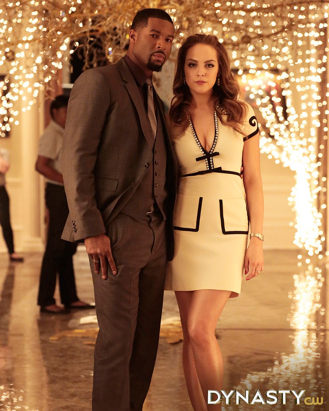 Fallon Carrington On Dynasty 1x10 Fash Pinterest Movies