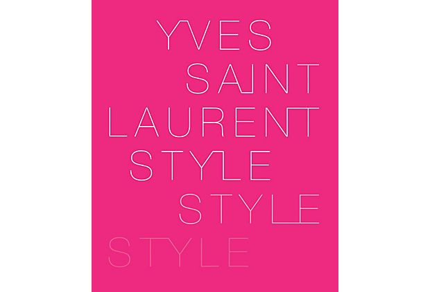Yves Saint Laurent Style on OneKingsLane.com