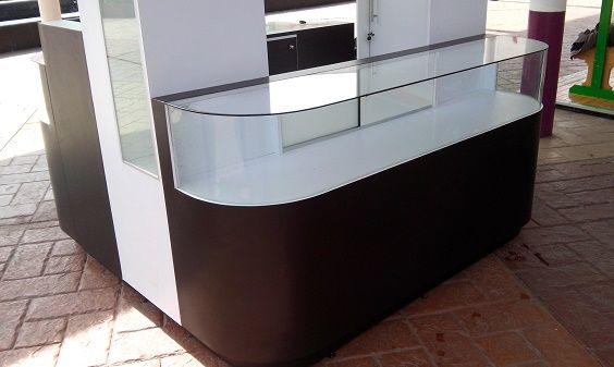 Vitrinas para tiendas vitrinas de comercio vitrinas para - Muebles para centros comerciales ...
