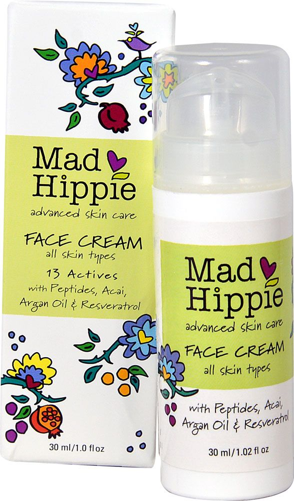 Mad Hippie Face Cream 1 Fl Oz Mad Hippie Face Cream Skin Care Face Cream