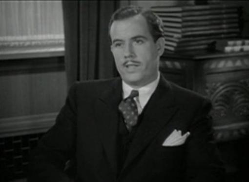 Gordon Westcott - squealer, suspect, second lead