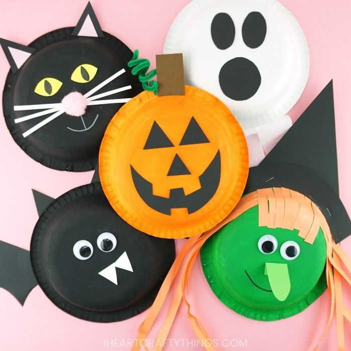 5 Fun and Easy Halloween Craft Ideas for Kids -Fre