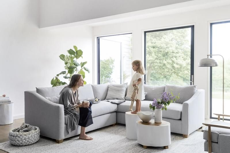 The Sullivan Living Room Design Board Home New Living Room