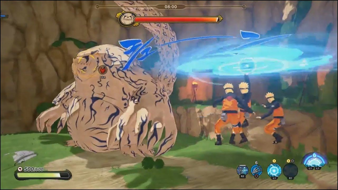 video] First Gameplay Footage of Naruto to Boruto Shinobi