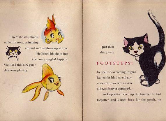 """Walt Disney's Figaro and Cleo"" (1940)"