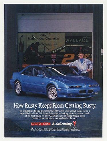 1991 pontiac pontiac grand prix gtp pontiac grand prix pontiac cars pinterest