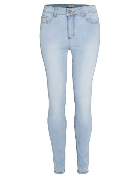 Trendy Comfortable Plain Jeans Jeans from fashionmia.com