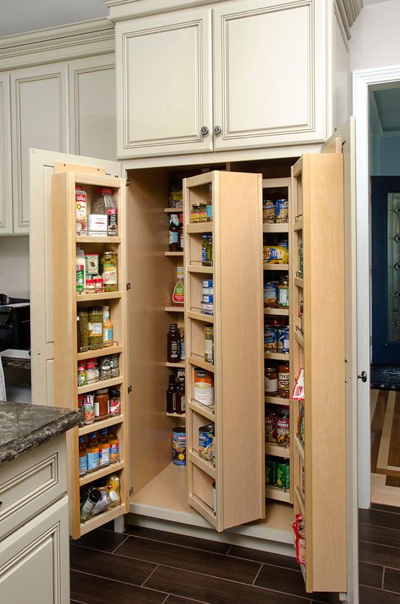 decora cabinetry maximize space with this pantry dream kitchen cabinets kitchen cabinet on kitchen cabinets organization layout id=35052