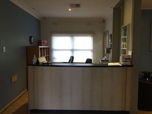EK Dental Surgery | Front Desk - Dentist Glen Waverley
