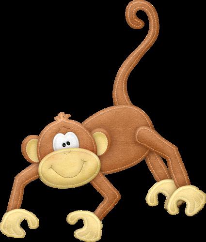 monkey.png | monkeys | Pinterest | Monkey, Clip art and Zoos