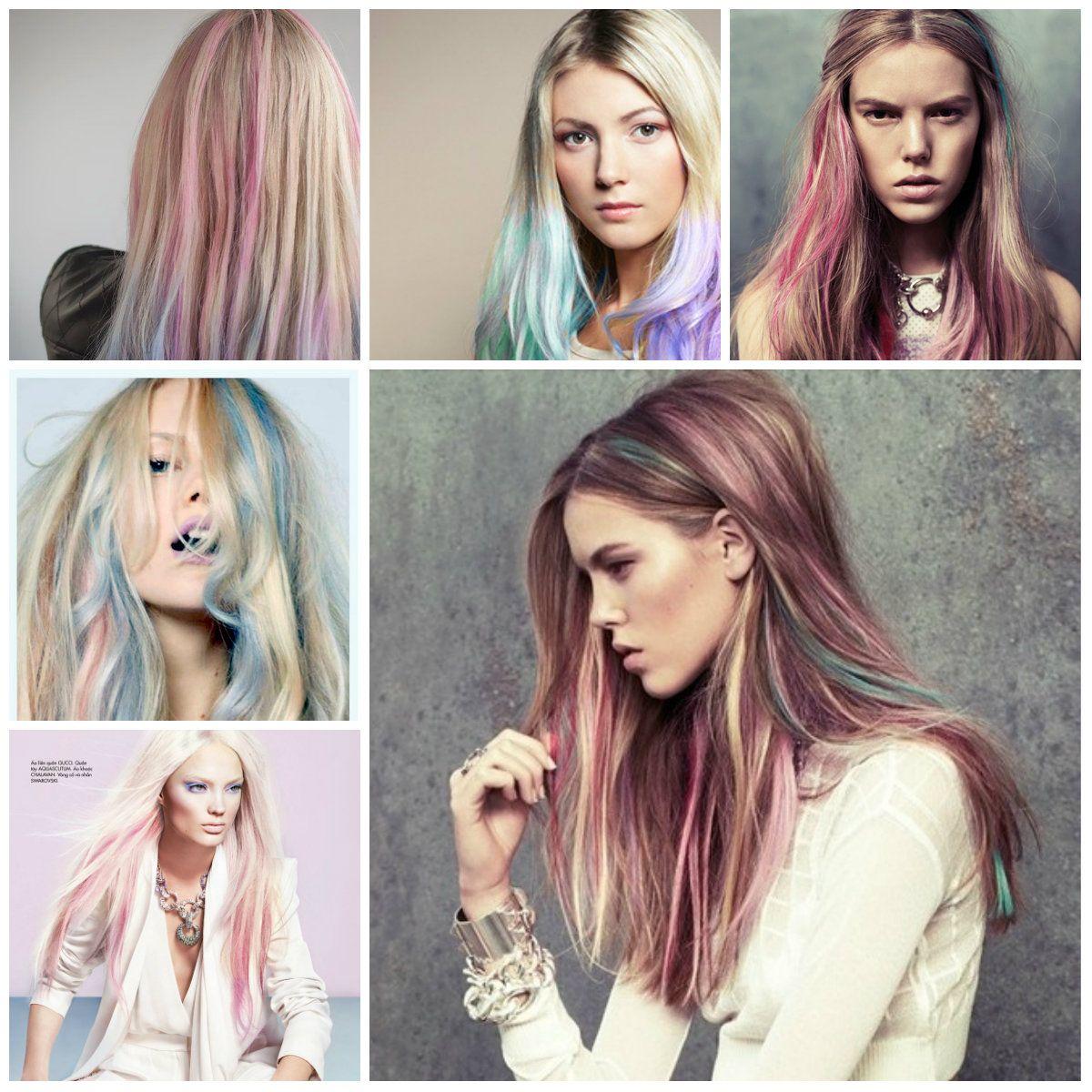 Pastel Hair Colors 2016 Organic Hair Colors 2015 2016 Trends