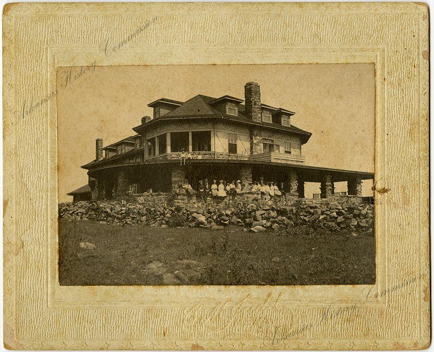 Hotel Wilhelmina Mena Arkansas History Commission 5050 2