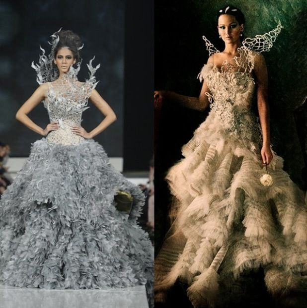 The Hunger Games: Catching Fire - Costume Design by Trish Summerville