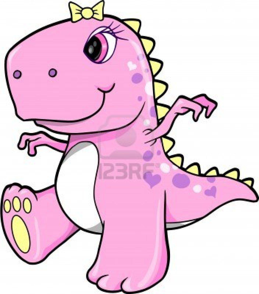 Stock Vector Dinosaur Clip Art Dinosaur Images Cute Dinosaur