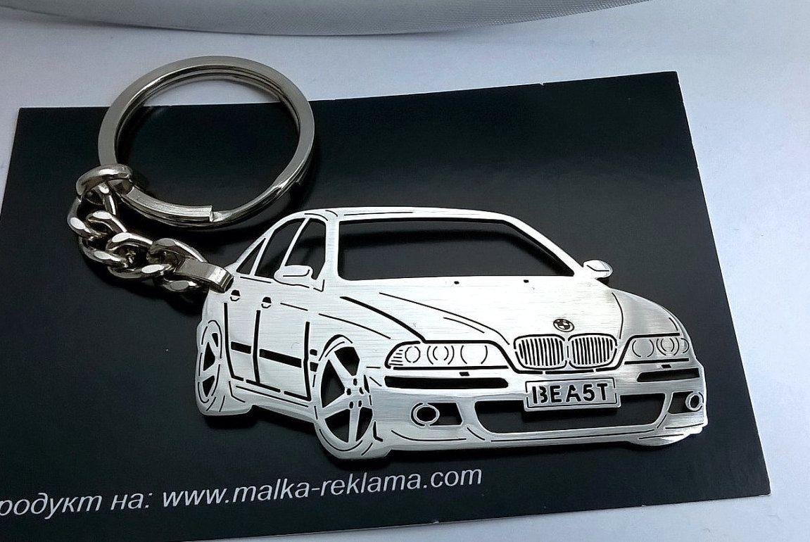 Bmw keychain bmw e39 bmw e39 personalized key chain bmw m5 car