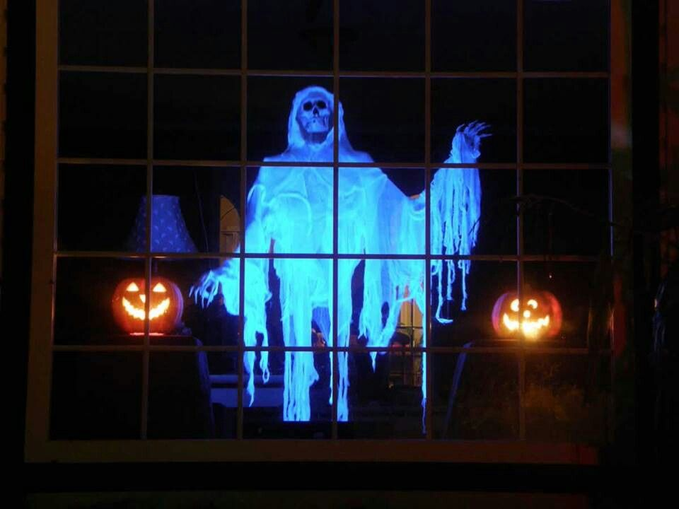 awesome halloween decoration - Halloween Light Ideas