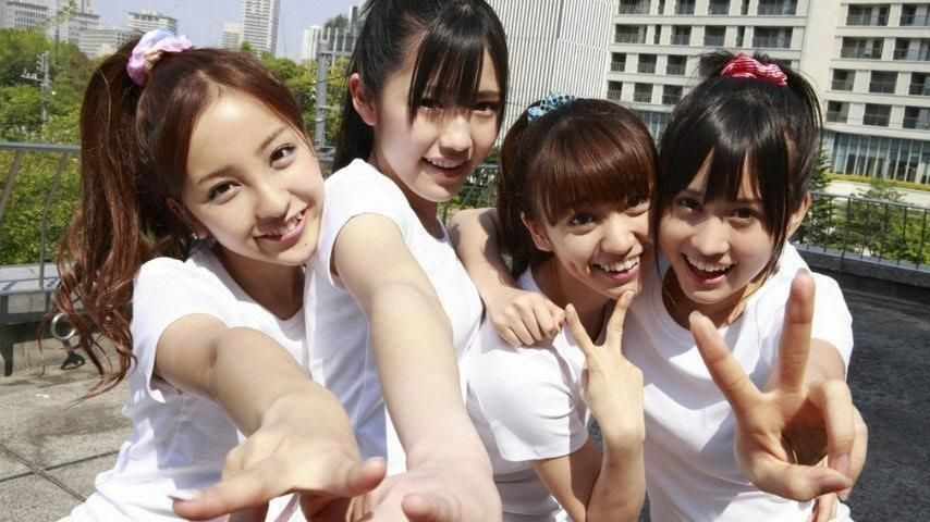 Tomochin~Mayuyu~Yuko~Acchan