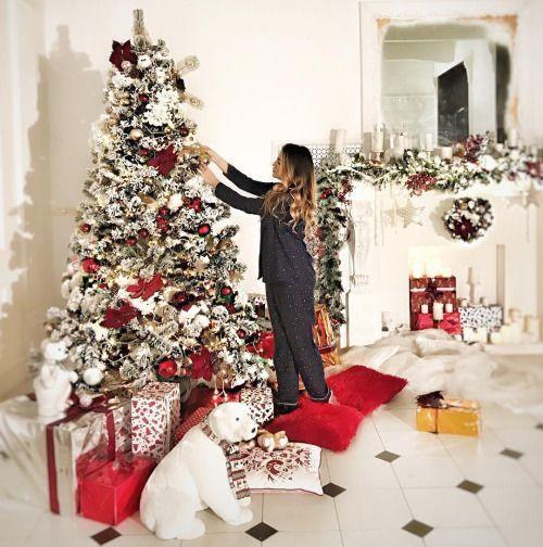 Decoración De Interiores 2019 60 Imágenes Ideas Y Consejos: Acompañame A Conocer Las Mejores Propuestas Para Navidad